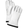 Hestra Insulated Liner Finger Off White
